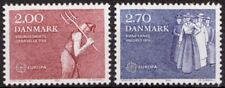 Denmark 1982 Mi 749-750 Europa; Historic Events MNH
