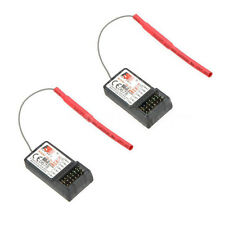 FlySky 2PCS FlySky FS-R6B 2.4Ghz 6CH Receiver T2P3