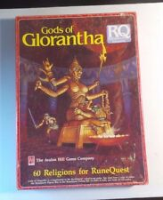 Gods of Glorantha - Runequest COMPLETE Box Set - 60 religions for RuneQuest RQ5