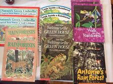 Classroom Thematic Unit Book set - Rainforests, 16 books