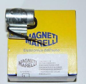 CLASSIC FIAT 500 124 126 131 600 850 X1/9 MAGNETI MARELLI CONDENSER BRAND NEW