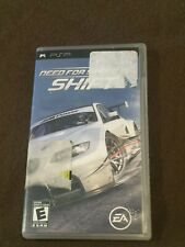Sony PlayStation PSP Video Game Need For Speed Shift Rated E