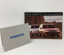 Volvo 1996 Accessories Catalog Dealer Brochure Card 17-1725