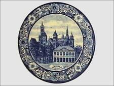 Delfts Maastricht bord | Delft Maastricht plate