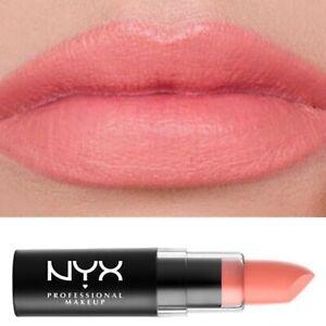 NYX Peach Coral Matte Lipstick Daydream  Cruelty Free New