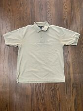 Nike Dri Fit Golf Polo Shirt Men's Extra Large