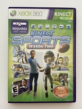 Kinect Sports Season Two 2 (Xbox 360) -W/ Manual & Tested- FAST SHIPPING