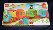 LEGO 10847 Duplo Award-Winning Number Train Toy with Number Bricks,