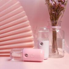 Mini Usb Portable Pore Facial Steamer Nano Mist Face Sprayer Moisture All Colors