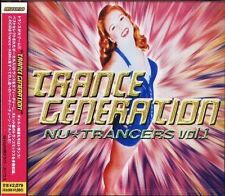 TRANCE GENERATION NU TRANCERS Vol.1- Japan CD NEW OKTAN