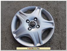 1 Nissan N16 Pulsar HATCH ST S1 01 2001 2000 Hub Cap Wheel Cover Rim Trim Hubcap