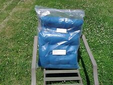 ROCKING CHAIR CUSHION JUMBO NAVY NEW FACTORY SEALED