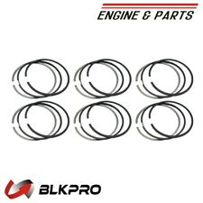6* Original DCEC Cummins Piston Rings For Dodge Ram 6.7 Cummins 6.7L 4.5L ISB6.7