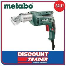 Metabo 650W Electronic Metal Shears B 650 Powershear - New Model - 600260190