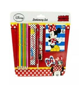 Disney Minnie Mouse stationery Set