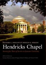 Hendricks Chapel: Seventy-five Years of Service to Syracuse University