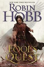 Fitz and the Fool Trilogy: Fool's Quest Bk. 2 by Robin Hobb HARDCOVER -BRAND NEW