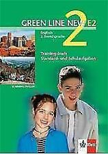 Green Line New (E2), Bd.2: Trainingsbuch Standard- und Schulaufgaben, Englisch 2
