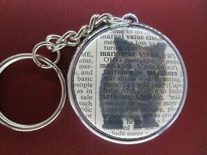 Wombat Keyring No.759, book club gift, teacher gift, australia animal keychain