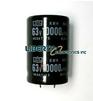 NEW 10000 uF 63V ELECTROLYTIC CAPACITOR 40x30mm