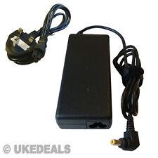 Bloc d'alimentation ordinateur portable pour acer aspire 5600 5610 5610 Z bloc d'alimentation + cordon d'alimentation de plomb