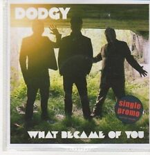 (CZ452) Dodgy, What Became Of You - 2011 DJ CD