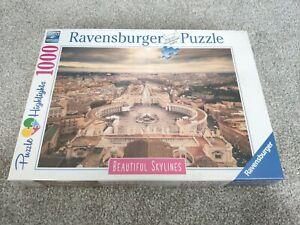 Ravensburger Beautiful Skylines - Rome - 1000 Piece Jigsaw Puzzle