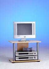 TV Hifi Ablage TV-Schrank Regal Rack TV-Tisch Buche TV685