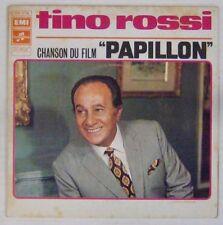 Papillon 45 tours Tino Rossi  1974