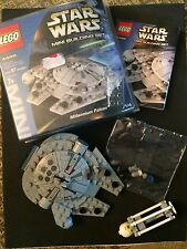 Lego Star Wars Millennium falcon  complete loose Retired 2012