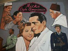 Casablanca  an  original painting