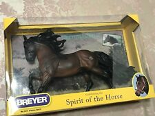 BREYER KRIPTON-SENI II RETIRED SPIRIT OF THE HORSE STALLION 1472 NIB
