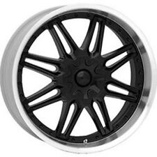"20 x 8.5"" American Racing Cartel 328 Wheel 6-5 +18mm 6-135"