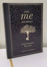 THE ME JOURNAL: A Questionnaire Keepsake ~ BRAND NEW ~ GIFT QUALITY ~