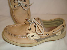 Sperry Top Sider Shoes Size 7.5 Leather