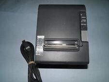 Epson TM-T88IV  M129H Thermal POS Receipt Printer USB w Power Supply