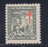 ESPAÑA (1944) NUEVO SIN FIJASELLOS MNH -EDIFIL 985 (20+5 cts)TUBERCULOSOS LOTE 4