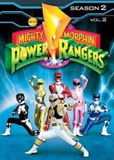 MIGHTY MORPHIN POWER RANGERS: SEASON 2, VOL. 2 NEW DVD