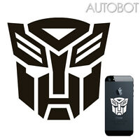 AUTOBOT TRANSFORMERS MOVIE LOGO CHOOSE SIZE / COLOR VINYL DECAL STICKER (T-01)
