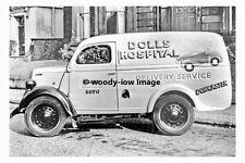 pt8815 - Dolls Hospital Van , Doncaster , Yorkshire - photograph