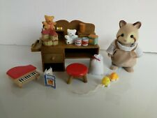 Sylvanian Families el juguete figura de Morera Maker Set Edward