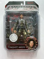 "Battlestar Galactica Samuel ""Longshot"" Anders Action Figure Toys R Us Exclusive"