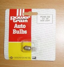 12V 4W PEAB233 Side Light Bulb Auto Car