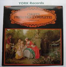 CCV 5003 - CHOPIN - Preludes ALEXANDER BRAILOWSKY - Excellent Con LP Record