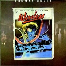 "Thomas Dolby ""Golden Age of wireless"" CD NEUF"