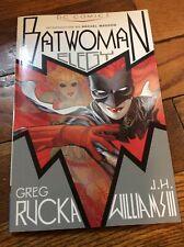 Batwoman Elegy Trade Paperback Greg Rucka JH Williams Detective Comics