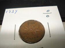 1937 canadian penny   eBay