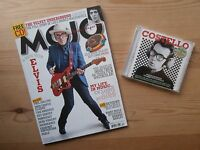 MOJO #265 DEC 2015 +CD ELVIS COSTELLO VELVET UNDERGROUND MORRISSEY GENE VINCENT