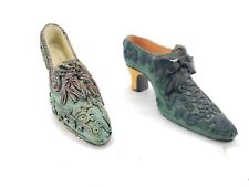 My Treasure Kingsbridge 1999 Collectible Womens Miniature Shoes