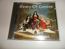 Cd   Army Of Lovers  ‎– Massive Luxury Overdose